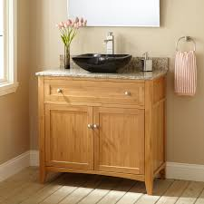 Bathroom Vanities For Vessel Sinks by Eco Friendly Vessel Sink Vanity Signature Hardware