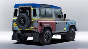 land rover defender 2015 cars desktop wallpapers land rover defender 90 by paul smith 2015