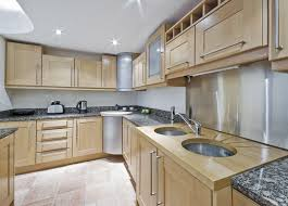 led backsplash cost kitchen dark granite countertop and double bowl undermount
