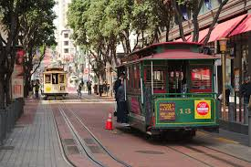Tourist Map Of San Francisco by San Francisco Cable Car System Wikipedia