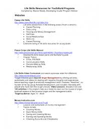 life skills worksheets for highschool students free ronemporiu