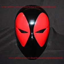 Deadpool Halloween Costume Wearable Halloween Costume Mask Movie Weapon Deadpool Helmet
