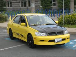 2003 mitsubishi lancer jdm lannceroz 2003 mitsubishi lancer specs photos modification info