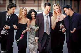 aniston is being slowly convinced in a friends reunion