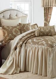 Eastern Accents Coverlets Home Accents Odette 8 Piece Bedspread Set Belk