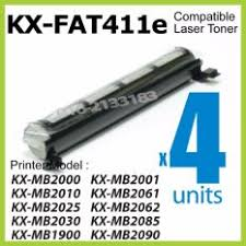 Toner Panasonic Kx Mb2085 rm177 00 4 units compatible laser toner cartridge