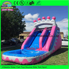 inflatable water slides picture more detailed picture about