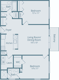 Floor Plans For Apartments 3 Bedroom by 1 2 And 3 Bedroom Apartments In Canton Uptown In Canton