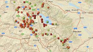 armenia on world map the world bank in armenia