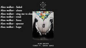 alan walker hope new alan walker mix best songs ever of alan walker top 10 songs
