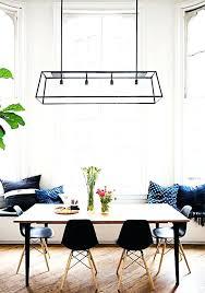 modern lighting over dining table modern chandeliers dining room modern dining table lighting image of