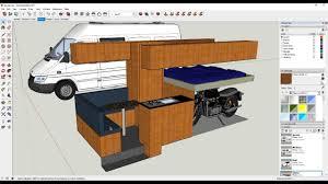 sprinter van conversion floor plans mercedes sprinter camper van conversion introduction to build