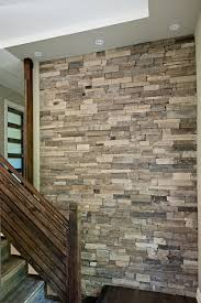 Stone Design by Stone Wall St Clair Ledge Stone Natural Stone Veneer Interior