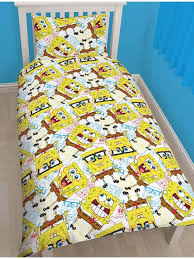 Spongebob Bedding Sets Squarepants Legend Single Duvet Cover And Pillowcase
