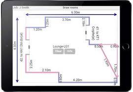 floor planning app 9 the glm floor plan app from bosch for professionals floor plan app