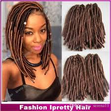 15 packs of hair to do bx braids 2018 new chic locs high quality 15 fold brown color synthetic