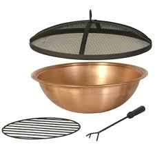 Firepit Bowls Hanamint Pit Bowl Accessories Heat Sunnyland
