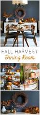 harvest dining room tables our fall harvest dining room with hayneedle com thanksgiving