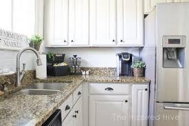 farmhouse kitchen modern farmhouse kitchen makeover reveal the inspired hive