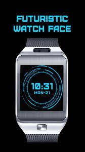 Futuristic Clock Futuristic Watch Face Best Watch Face So Far For Gear 2