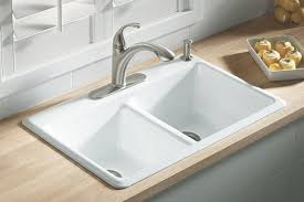 how to clean a white kitchen sink faqs swiss diamond premium cookware