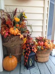 Fall Porch Decorating Ideas Fall Outside Decorations Halloween Decorations Outdoor Halloween