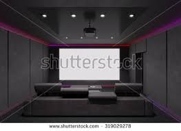 home theatre interior home theater stock images royalty free images vectors