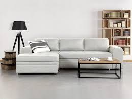 Sectional Sleepers Sofas Sectional Sleeper Sofa Light Gray Kiruna Beliani
