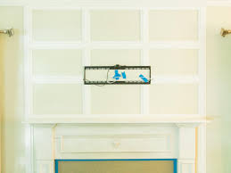Wall Molding by How To Hide Tv Cables With Molding How Tos Diy
