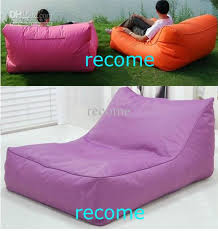 2017 purple garden seat double seat bean bag lounger extra wide