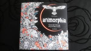 LUKI Color  ArtThérapie  Coloriage pour adulte Animorphia  Marabout