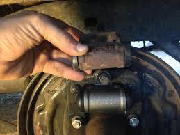 third 1987 toyota 1 ton camper rear brake rebuild days of