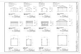 file elevations and floor plan of shed no 1 elevations and floor