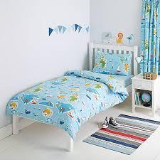 Toddler Duvet John Lewis Buy Little Home At John Lewis Globe Trotter Duvet And Pillowcase