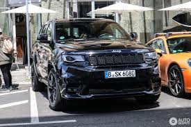 jeep srt jeep grand cherokee srt 8 2017 30 june 2017 autogespot