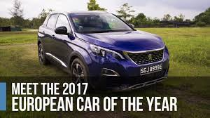 the peugeot family cat pawed the peugeot 3008 suv 2017 youtube