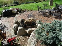 custom outdoor fireplaces and fire pits great goats