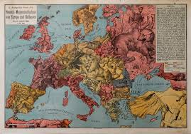 Europe Map In 1914 by Europe In 1915 German Perspectives On The War Through Two Sets