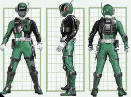 image spd green ranger swat mode jpg power rangers wiki