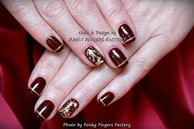 burgundy nail art designs images nail art designs