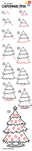 25 christmas drawing ideas christmas doodles