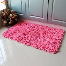tappeti doccia 40 60 cm ciniglia bagno doccia tappetino da bagno assorbenti