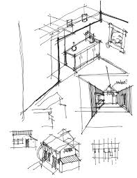 your sketches speak for themselves life of an architect