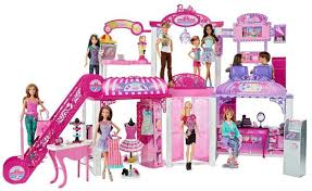 barbie corvette barbie barbie malibu avenue mall barbie malibu avenue mall