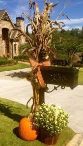 best 25 outside fall decorations ideas on small