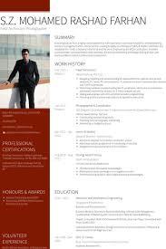 field resume samples visualcv resume samples database