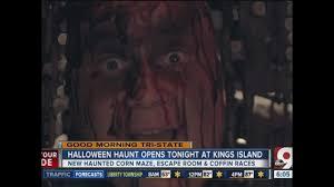 kings island u0027s halloween haunt opens friday wcpo cincinnati oh