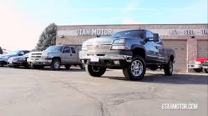 Classic Chevrolet Lifted Trucks - 2007 chevrolet silverado 2500hd lt duramax lifted classic utah