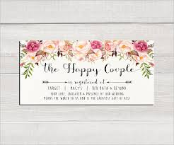 gift card registry wedding 48 sle gift cards free premium templates
