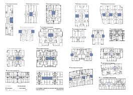 el patio interior a la vivienda colectiva en la obra de lluís